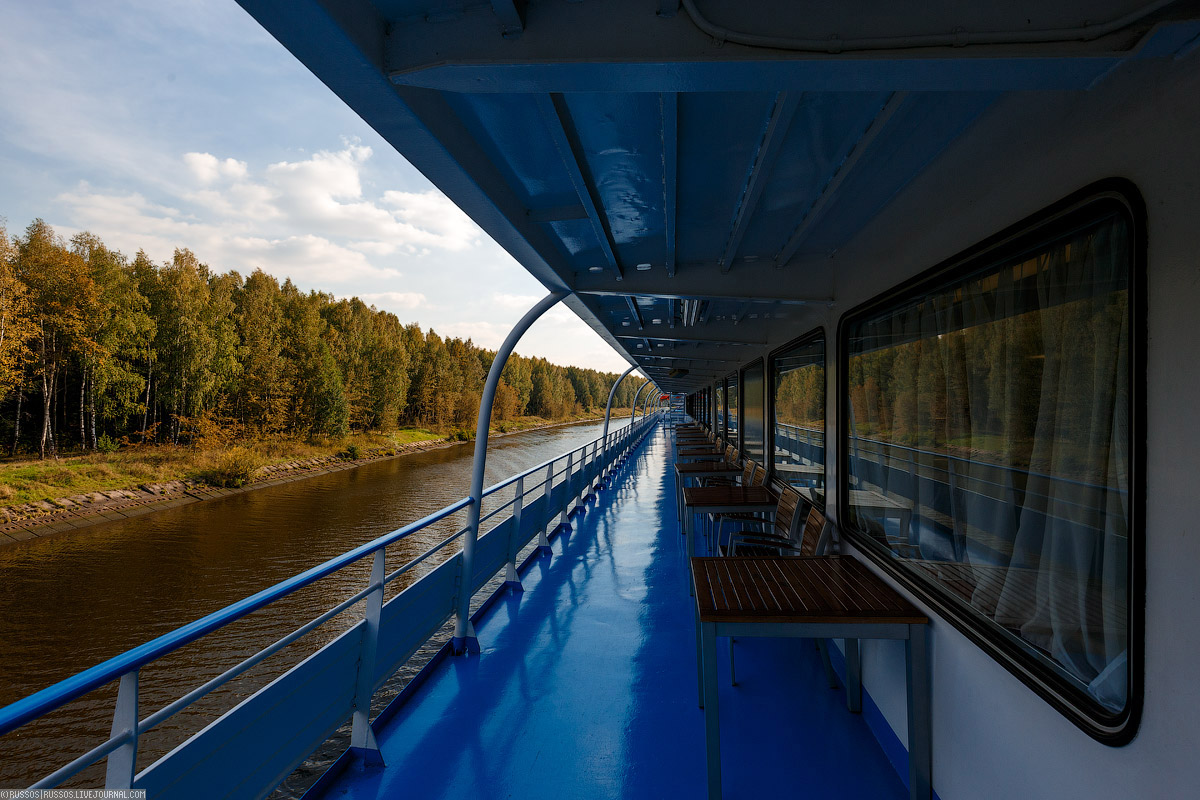 River cruise as a contemplative form of recreation 10