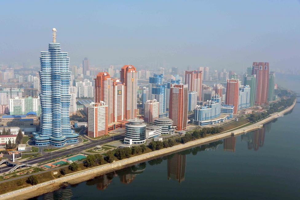 The Architecture Of North Korea 02