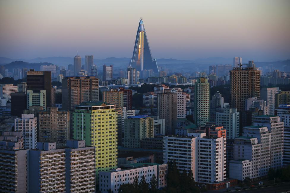 The Architecture Of North Korea 04