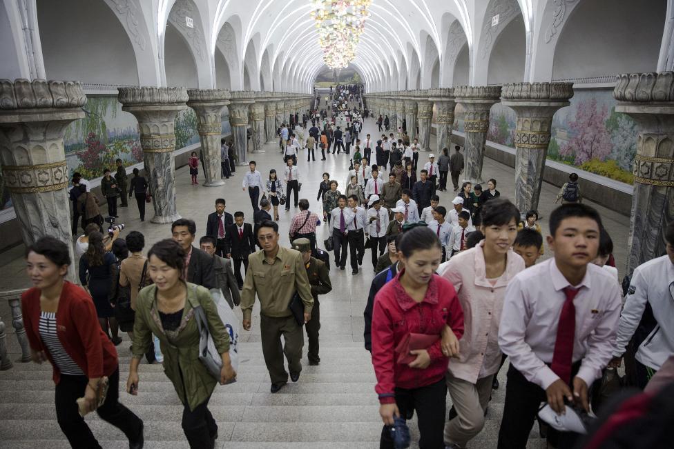 The Architecture Of North Korea 05