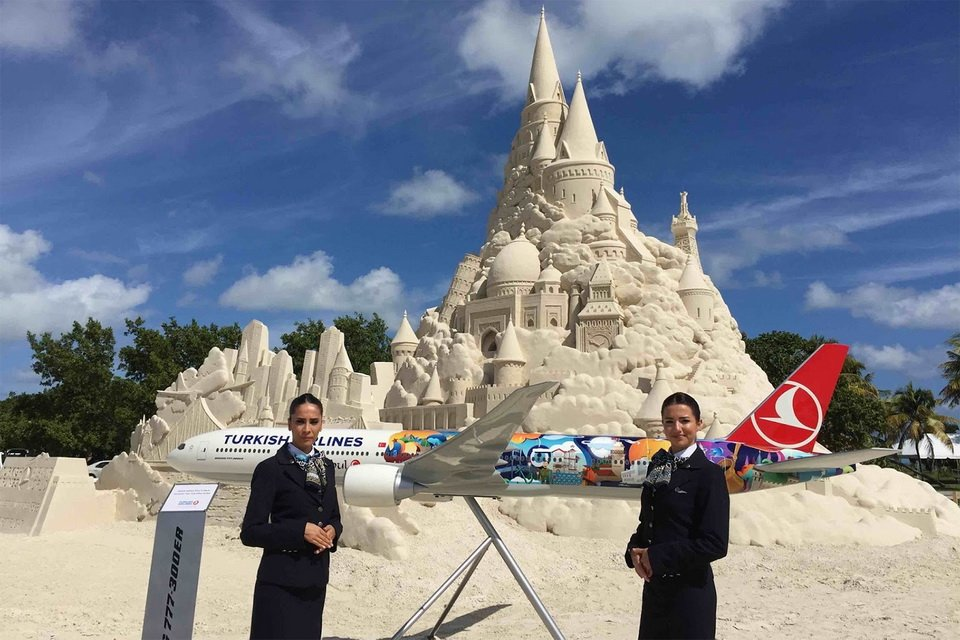The tallest sand castle_11
