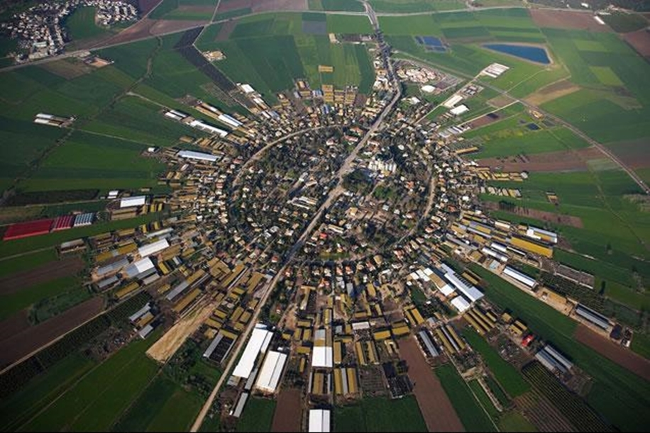 The world from above in the photos of Yann Arthus Bertrand 09