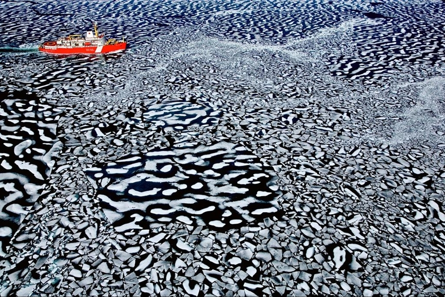 The world from above in the photos of Yann Arthus Bertrand 22