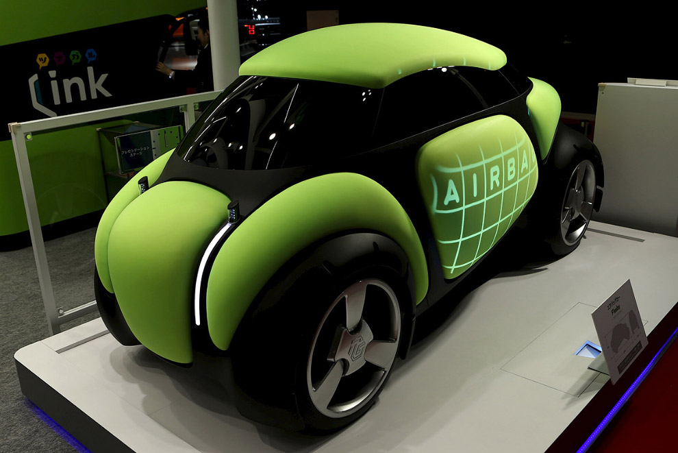 Tokyo motor show futuristic cars 2015_04