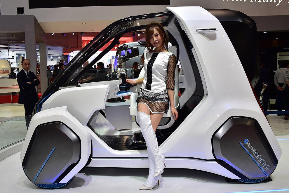Tokyo motor show futuristic cars 2015_05