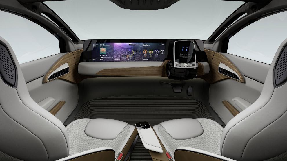 Tokyo motor show futuristic cars 2015_08