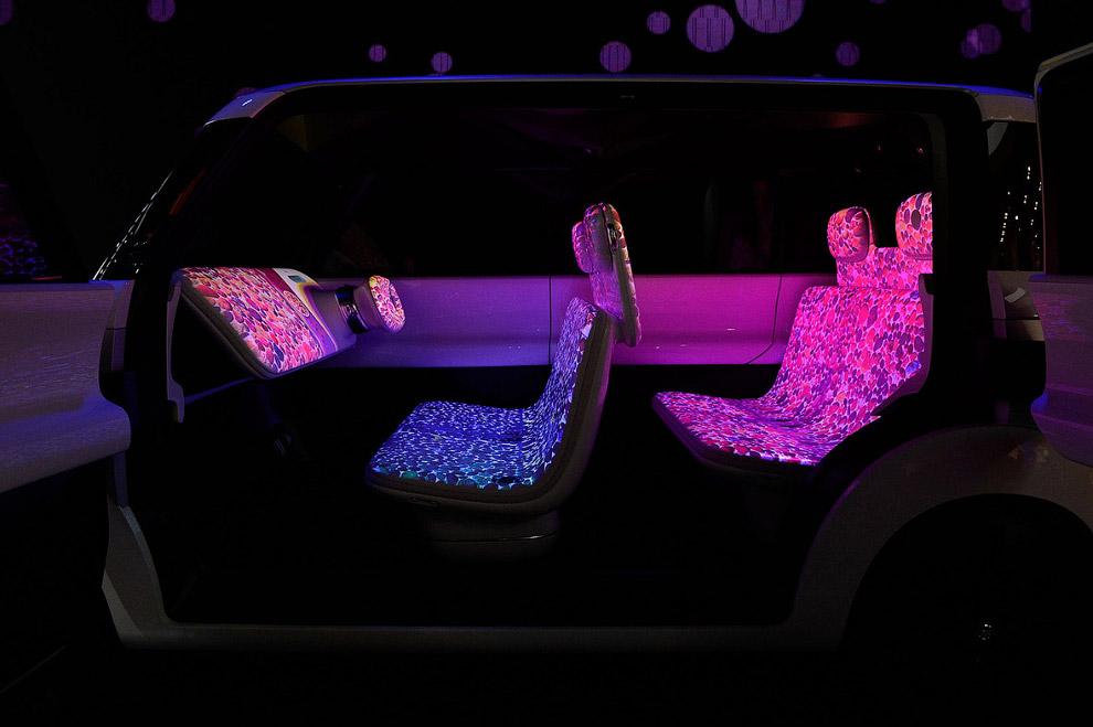 Tokyo motor show futuristic cars 2015_15