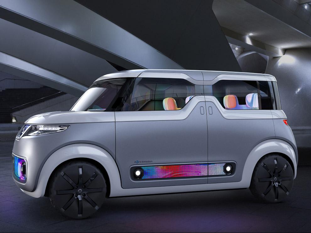 Tokyo motor show futuristic cars 2015_16