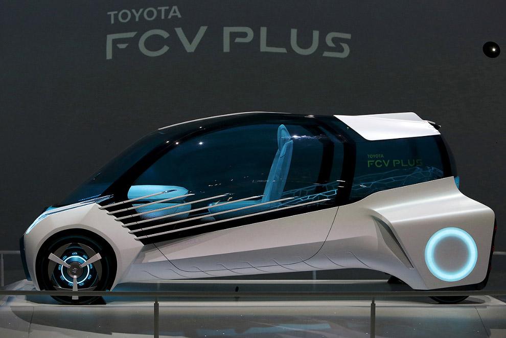 Tokyo motor show futuristic cars 2015_17