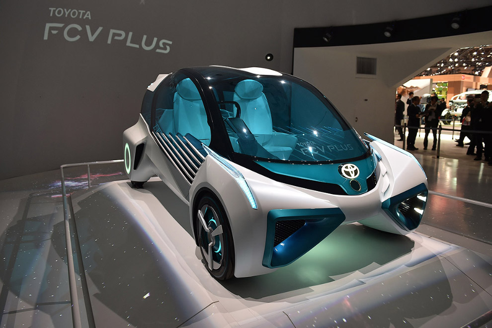 Tokyo motor show futuristic cars 2015_18