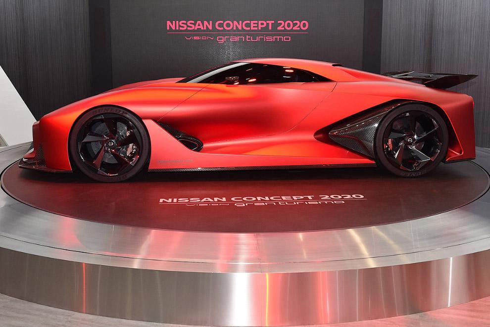 Tokyo motor show futuristic cars 2015_20