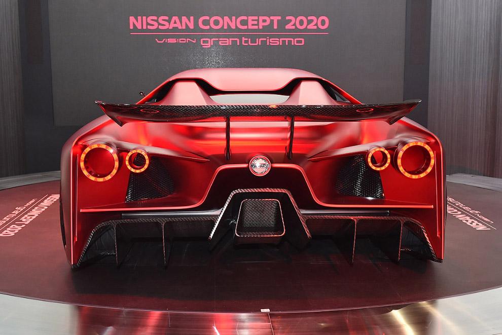 Tokyo motor show futuristic cars 2015_21