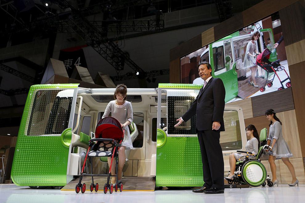 Tokyo motor show futuristic cars 2015_23