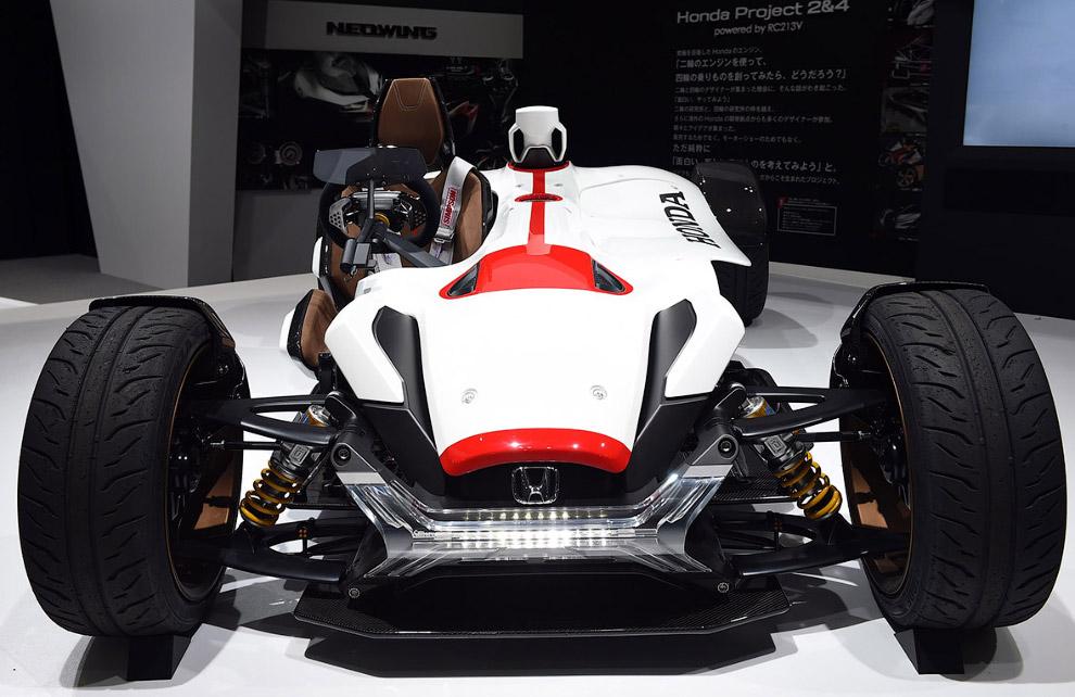 Tokyo motor show futuristic cars 2015_24