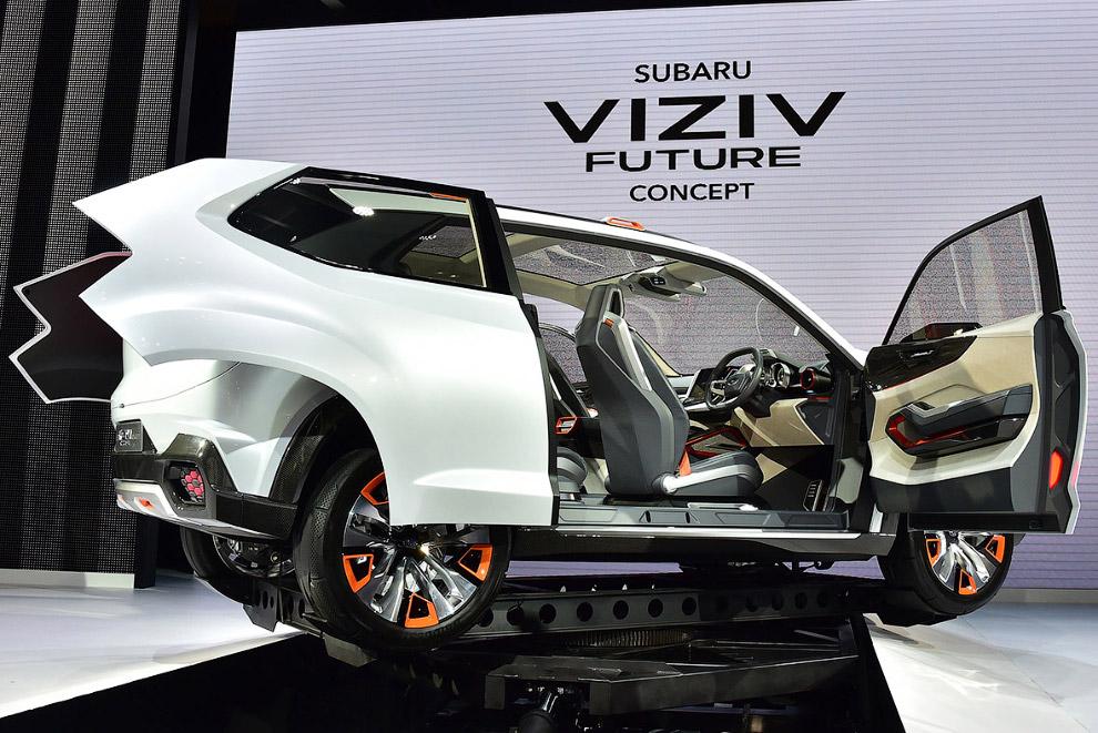 Tokyo motor show futuristic cars 2015_28