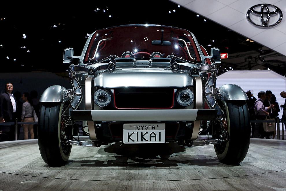 Tokyo motor show futuristic cars 2015_29