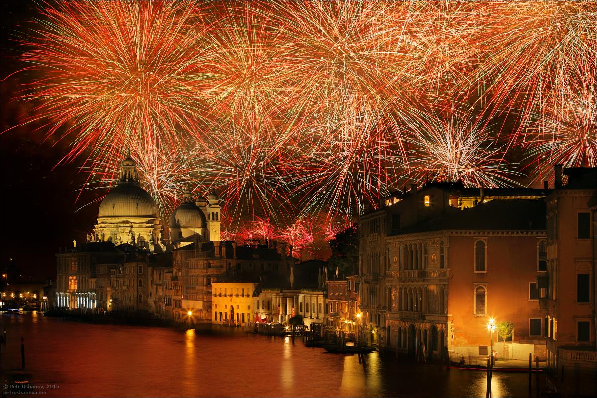Venice - Festa del Redentore 13
