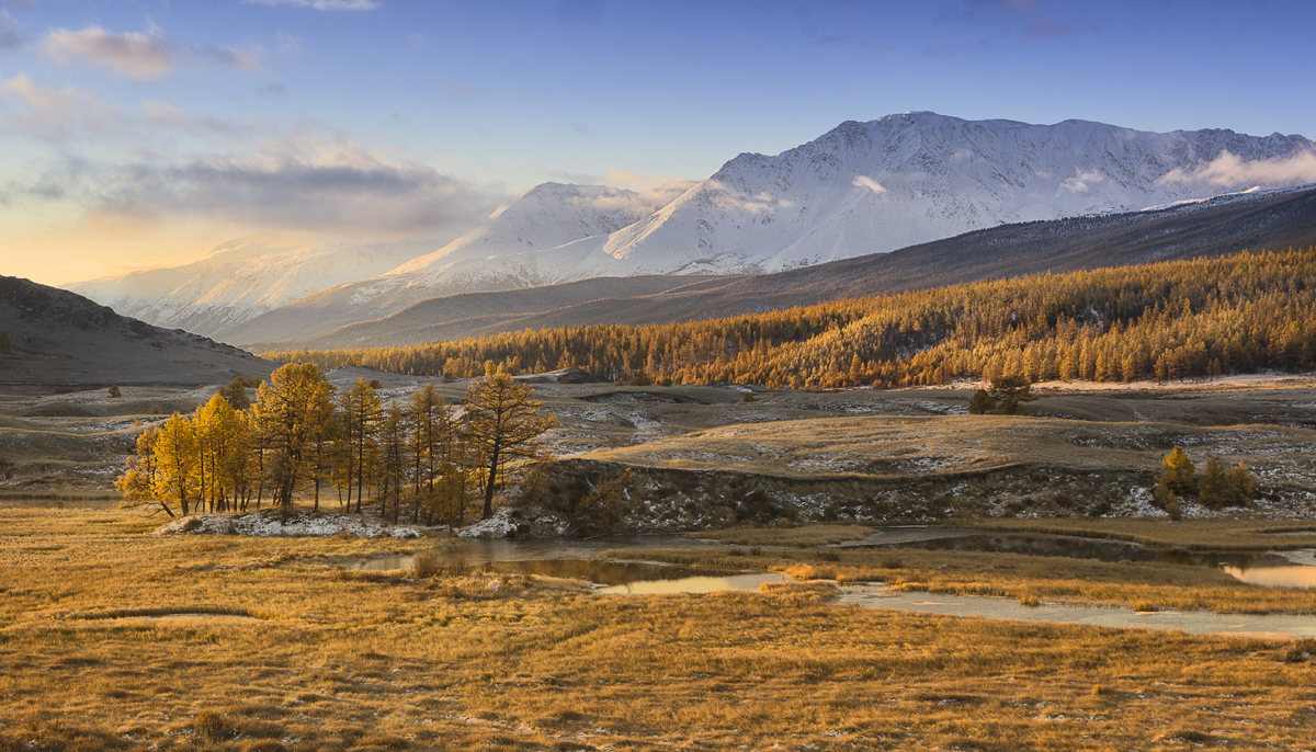 autumn landscapes of Altai 01
