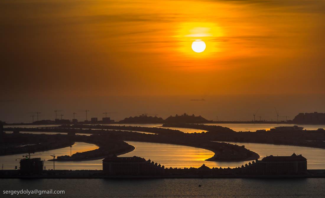 Закат над Пальмой