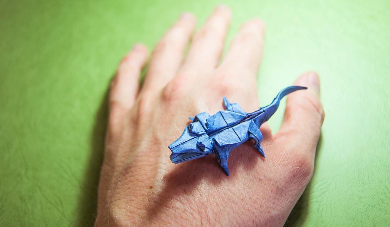 origami Gonzalo Calvo 16