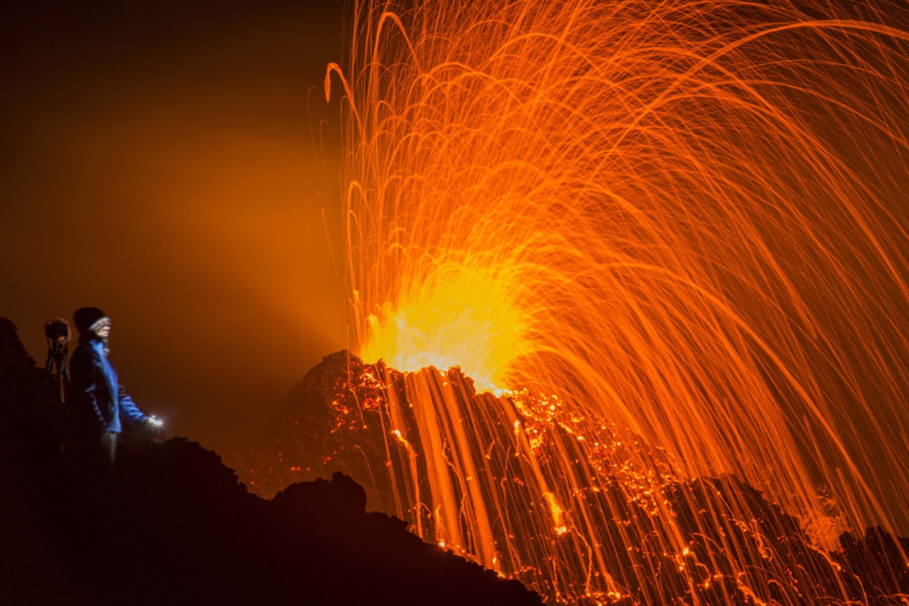 2015 The Year in Volcanic Activity 14