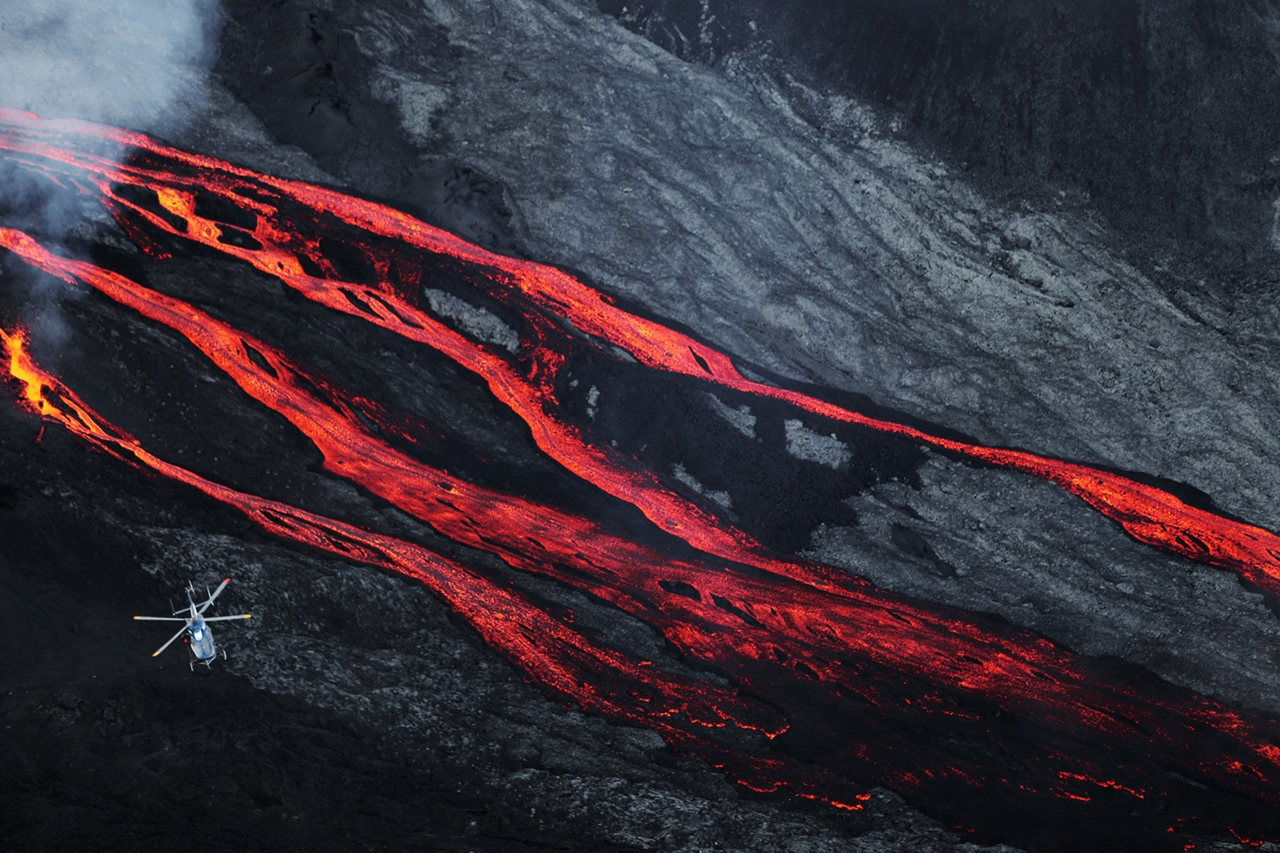 2015 The Year in Volcanic Activity 15
