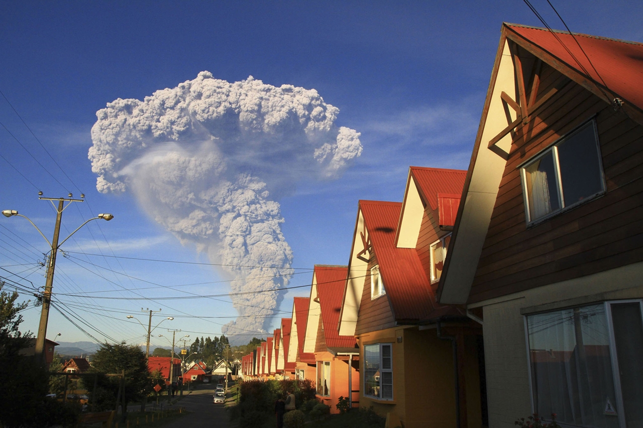 2015 The Year in Volcanic Activity 24