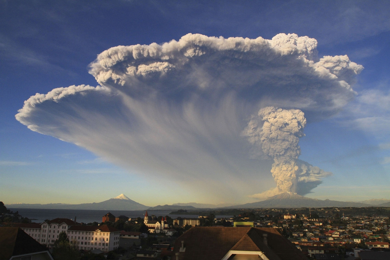 2015 The Year in Volcanic Activity 25
