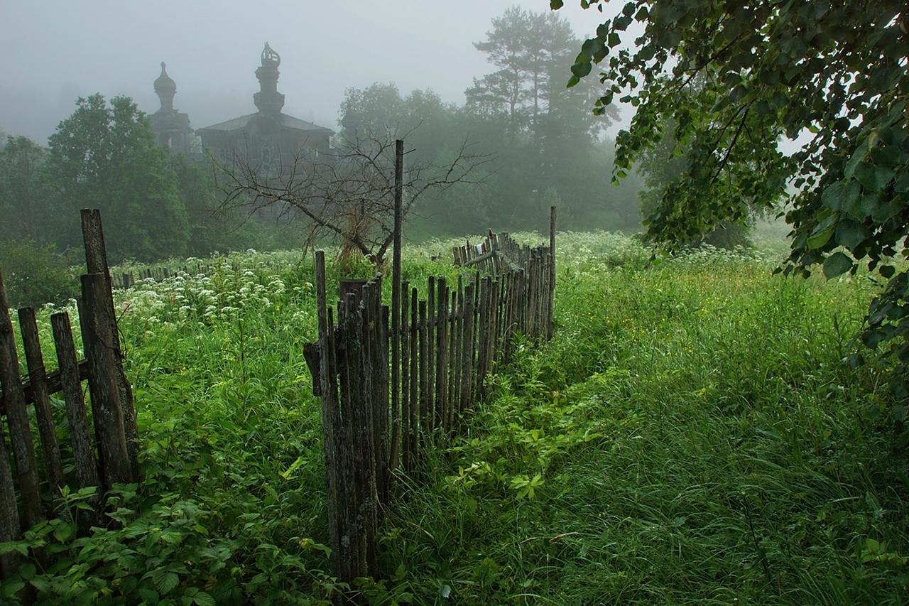 Abandoned village - Segozero 19