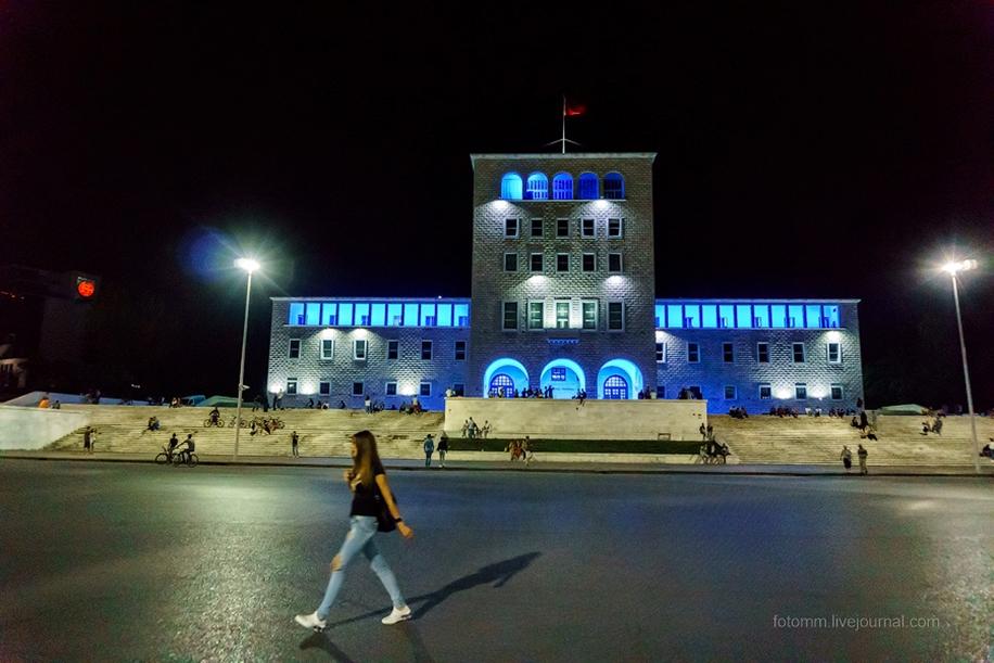 Albania. The dark horse of Europe 23