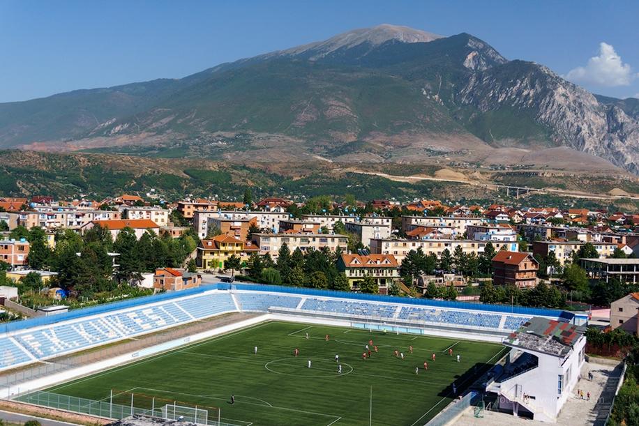 Albania. The dark horse of Europe 28