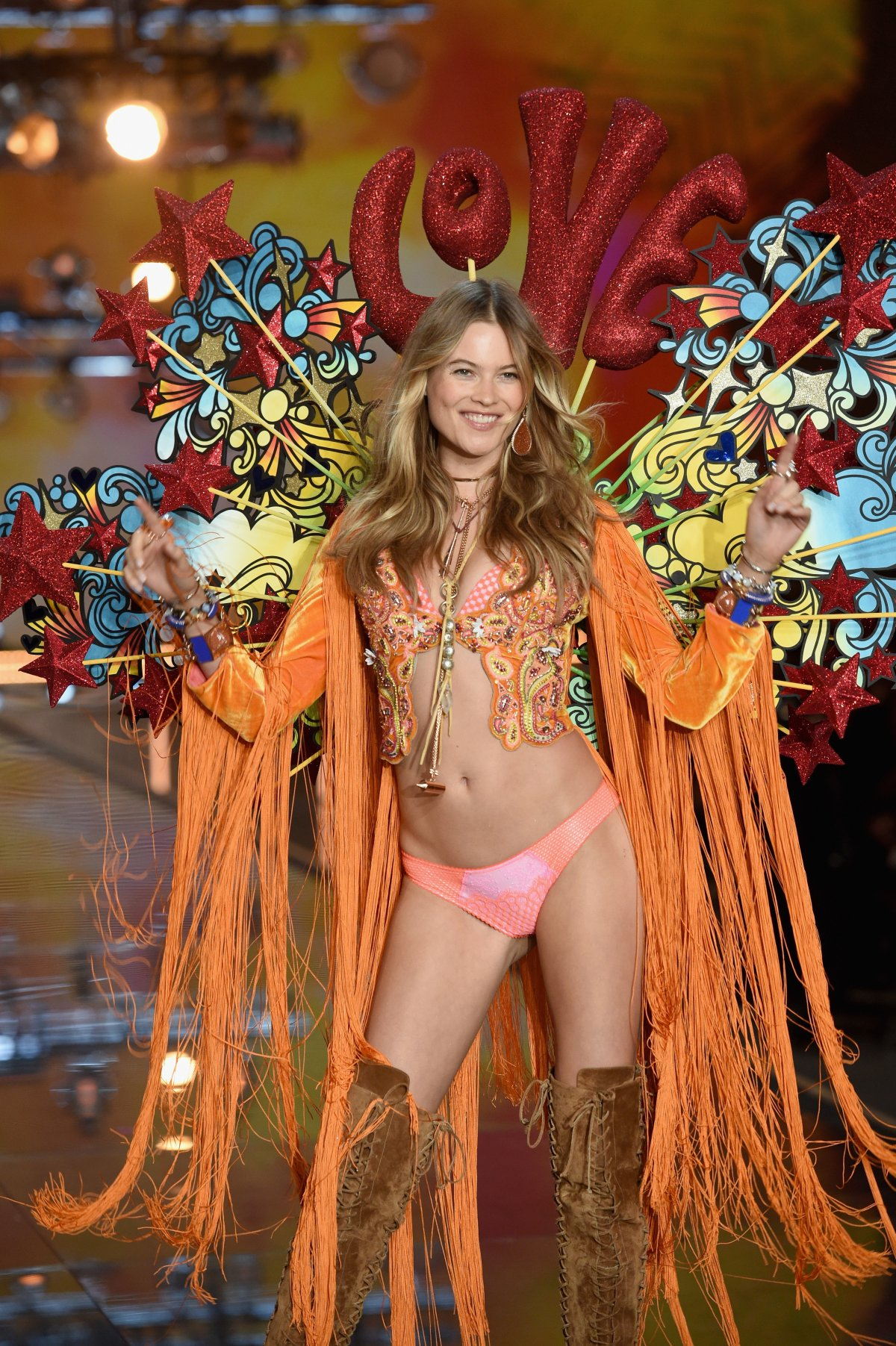 All the outfits from the fashion show Victoria's Secret Fashion Show 2015_06
