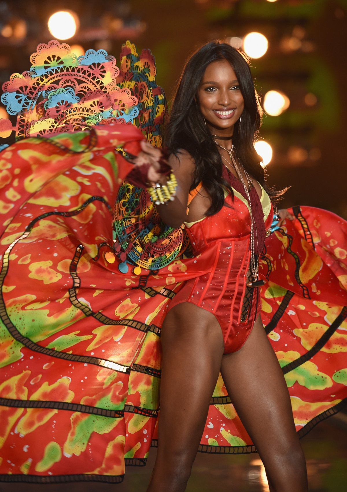 All the outfits from the fashion show Victoria's Secret Fashion Show 2015_08