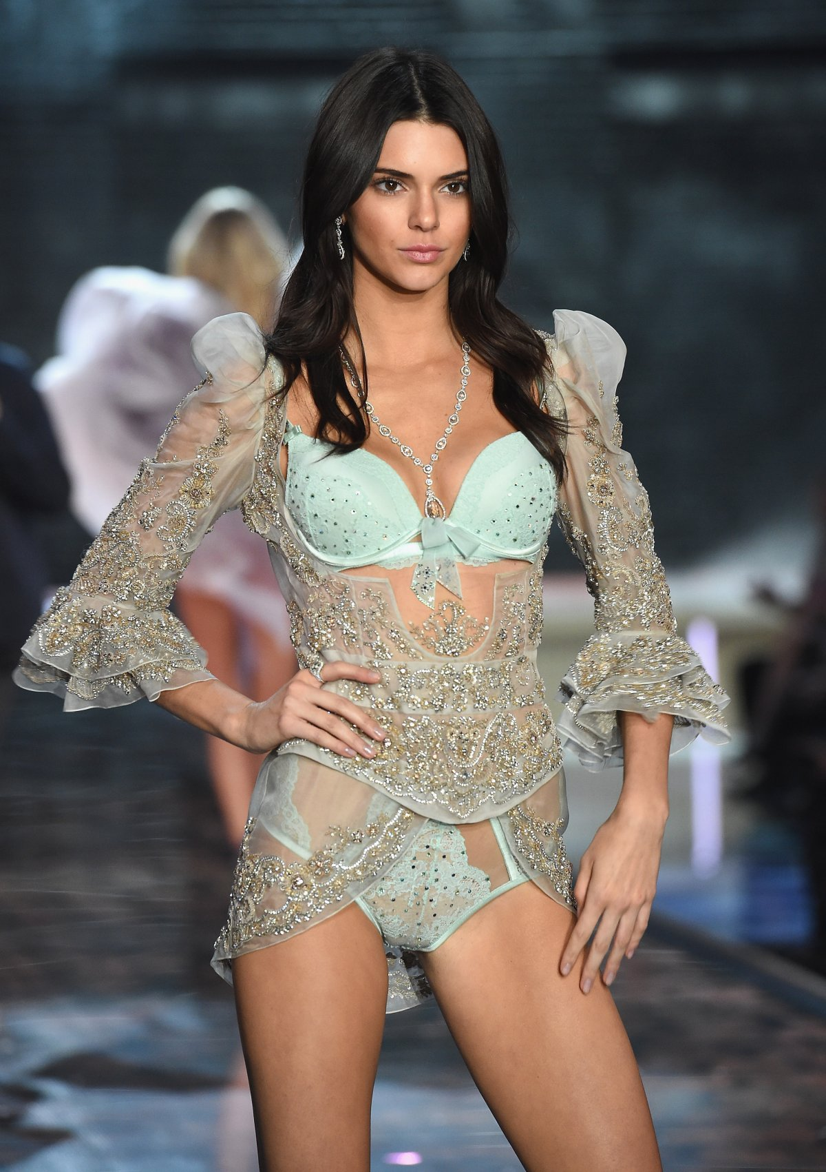 All the outfits from the fashion show Victoria's Secret Fashion Show 2015_23