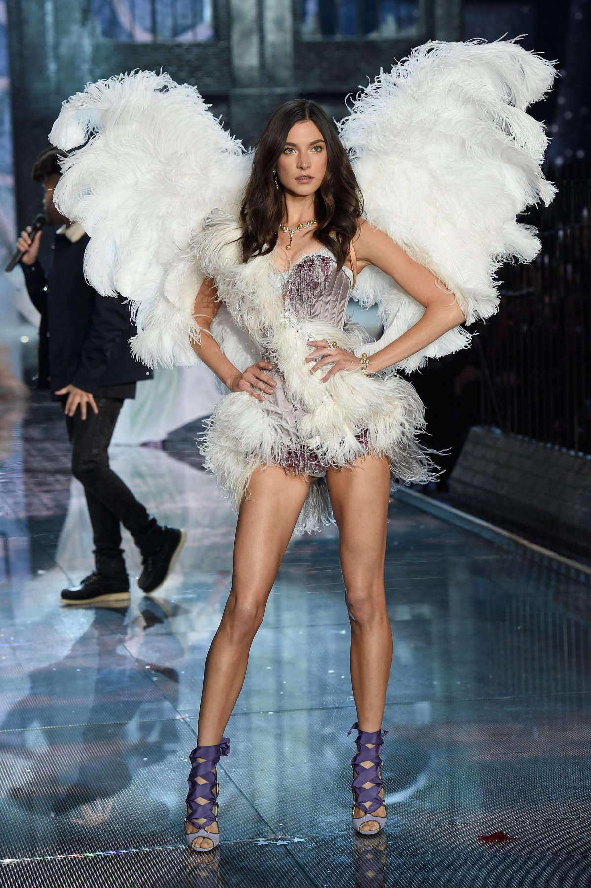 All the outfits from the fashion show Victoria's Secret Fashion Show 2015_30