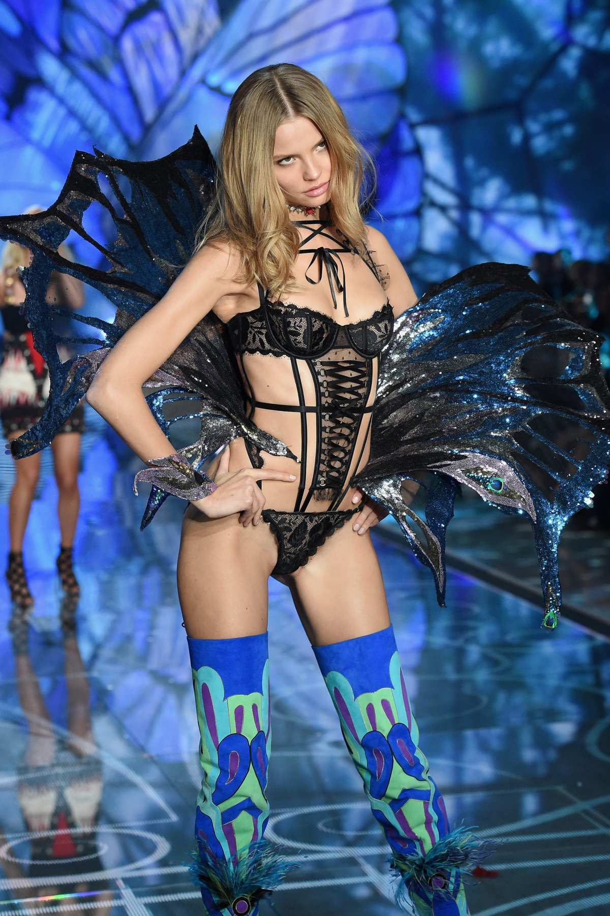 All the outfits from the fashion show Victoria's Secret Fashion Show 2015_45