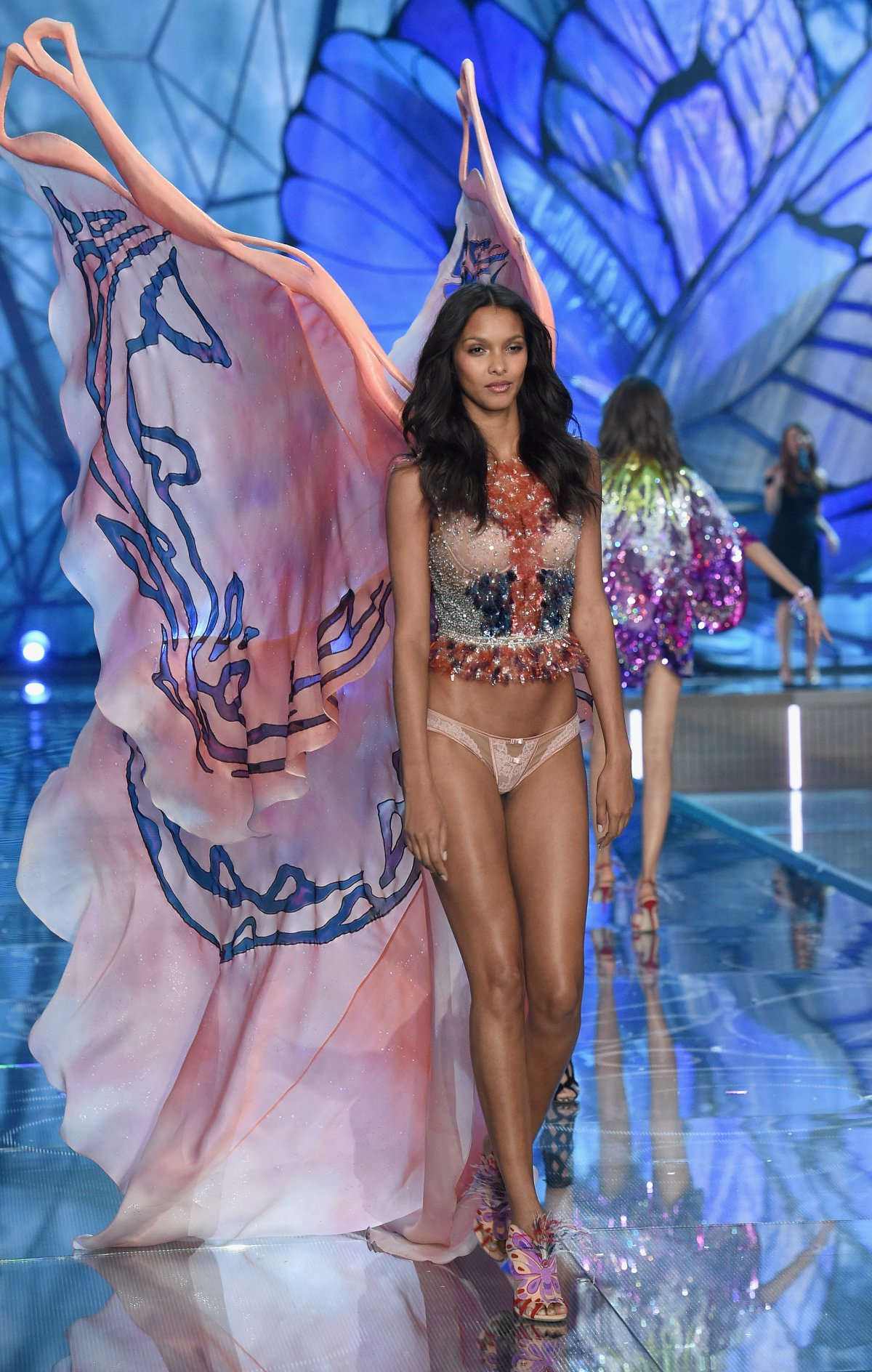 All the outfits from the fashion show Victoria's Secret Fashion Show 2015_47