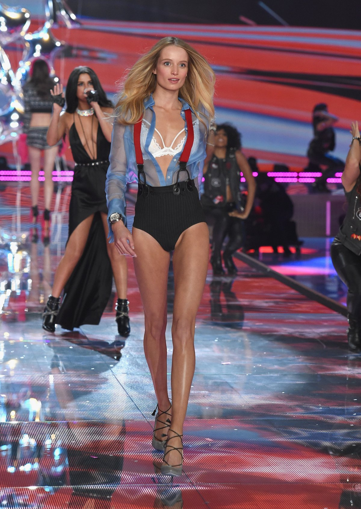 All the outfits from the fashion show Victoria's Secret Fashion Show 2015_51