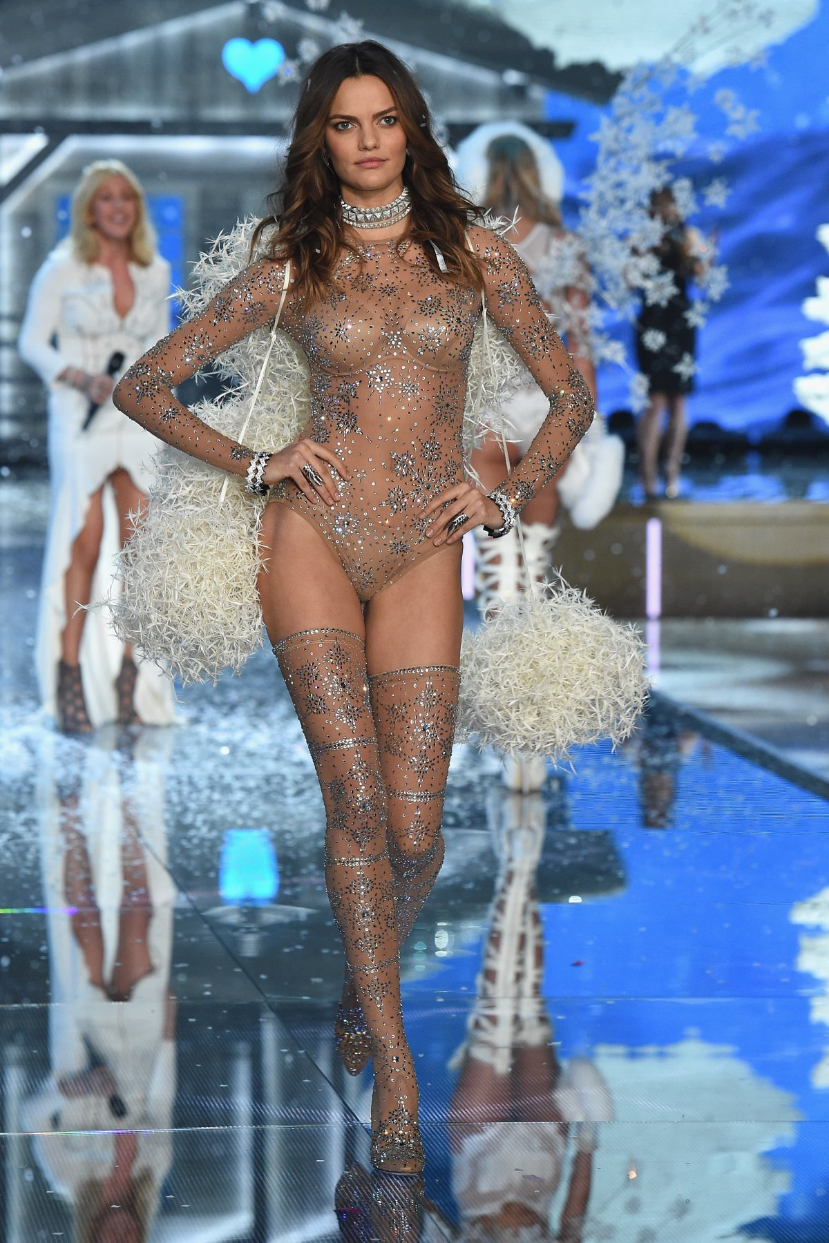 All the outfits from the fashion show Victoria's Secret Fashion Show 2015_63