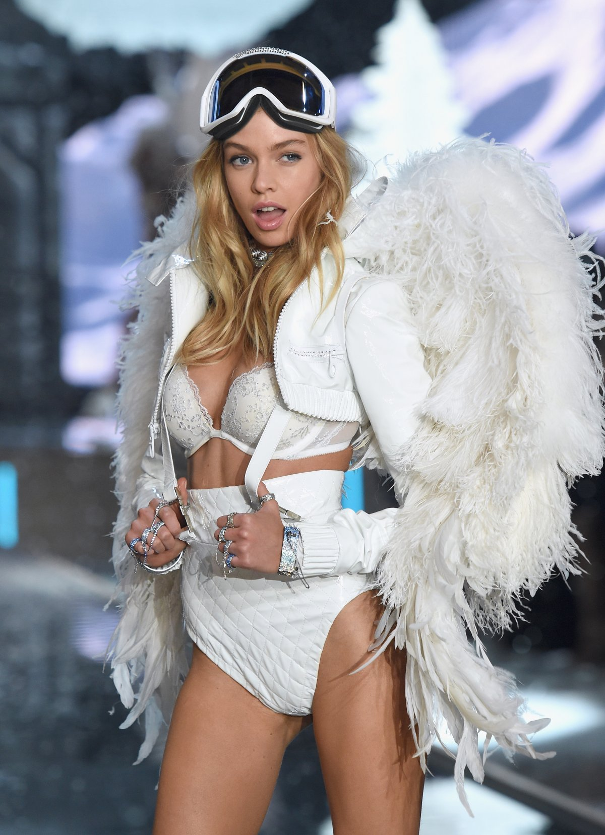 All the outfits from the fashion show Victoria's Secret Fashion Show 2015_67