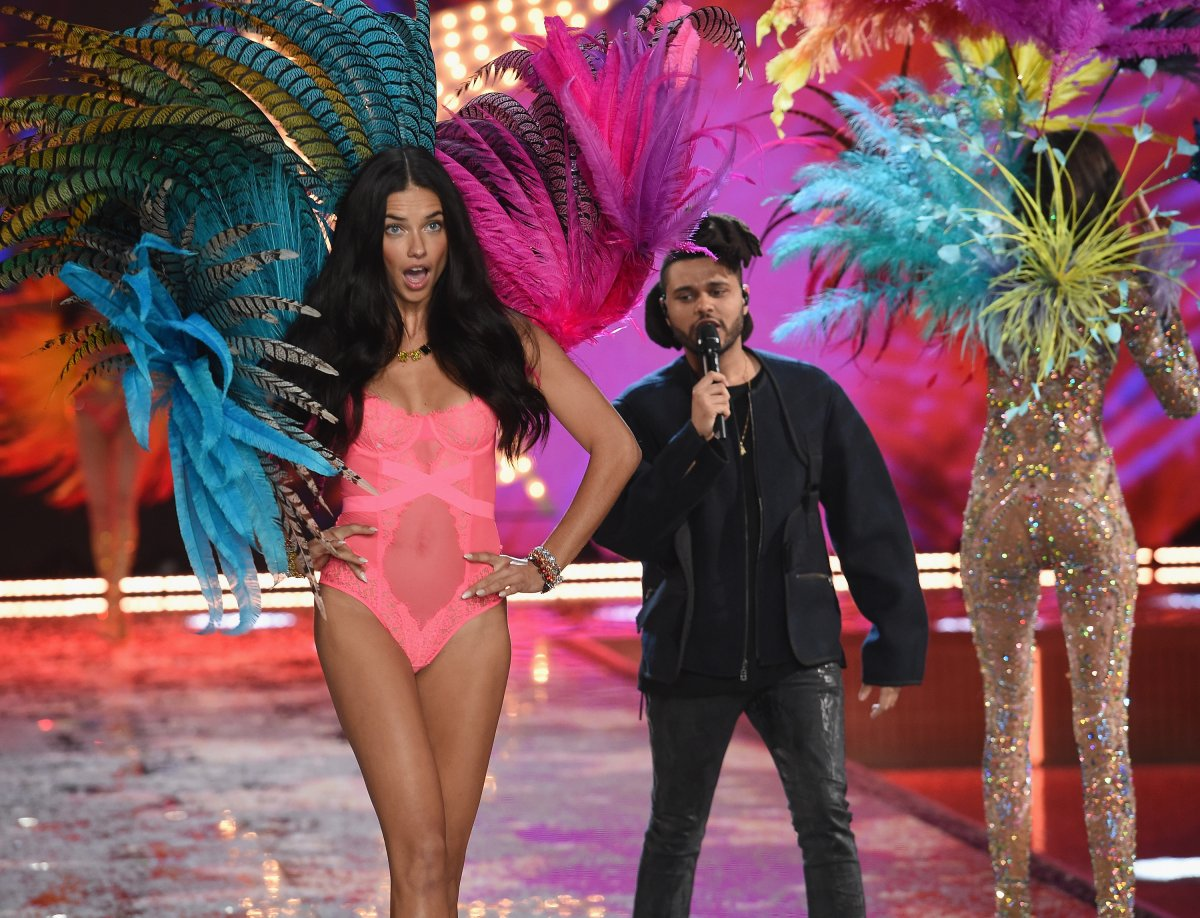 All the outfits from the fashion show Victoria's Secret Fashion Show 2015_73