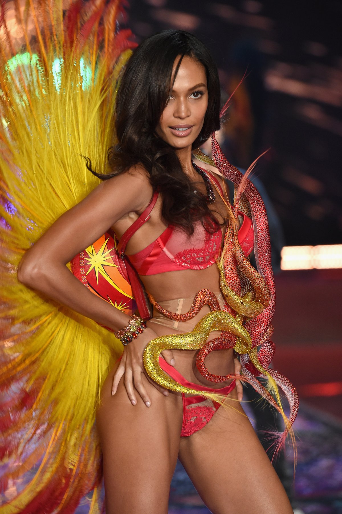 All the outfits from the fashion show Victoria's Secret Fashion Show 2015_74