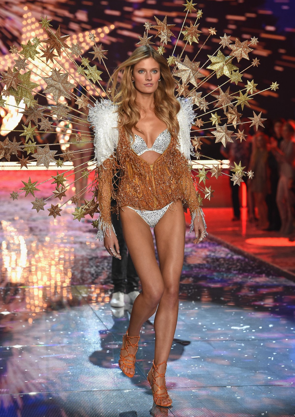 All the outfits from the fashion show Victoria's Secret Fashion Show 2015_79