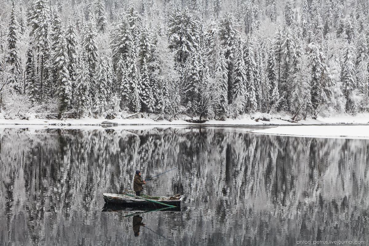 Altai harsh winter 08