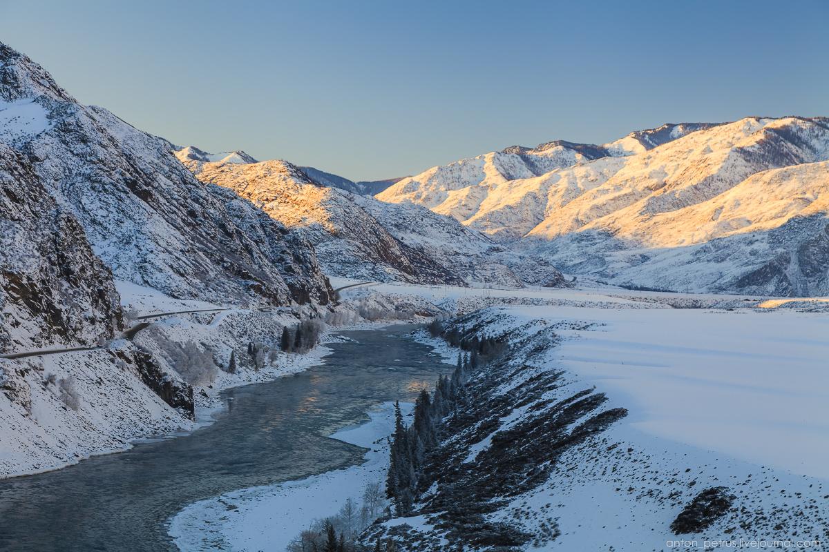 Altai harsh winter 10