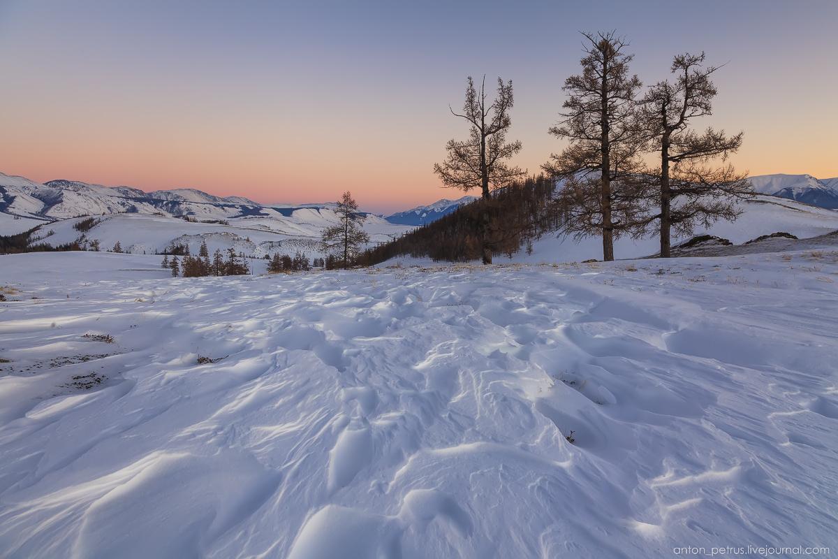 Altai harsh winter 11