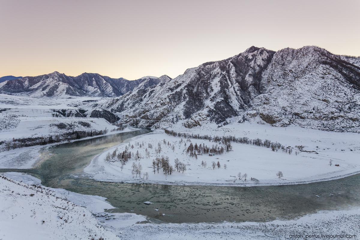 Altai harsh winter 12