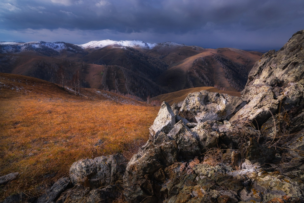 Amazing nature of the Altai territory in landscapes 04