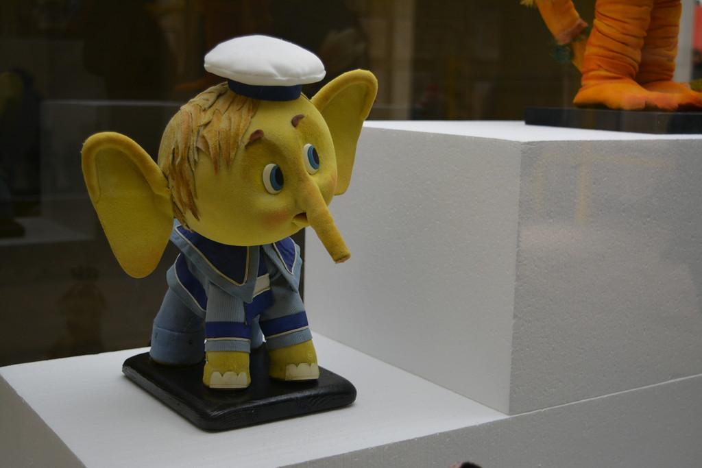 Выставка «Нереальные герои. Художники и персонажи «Союзмультфильма»