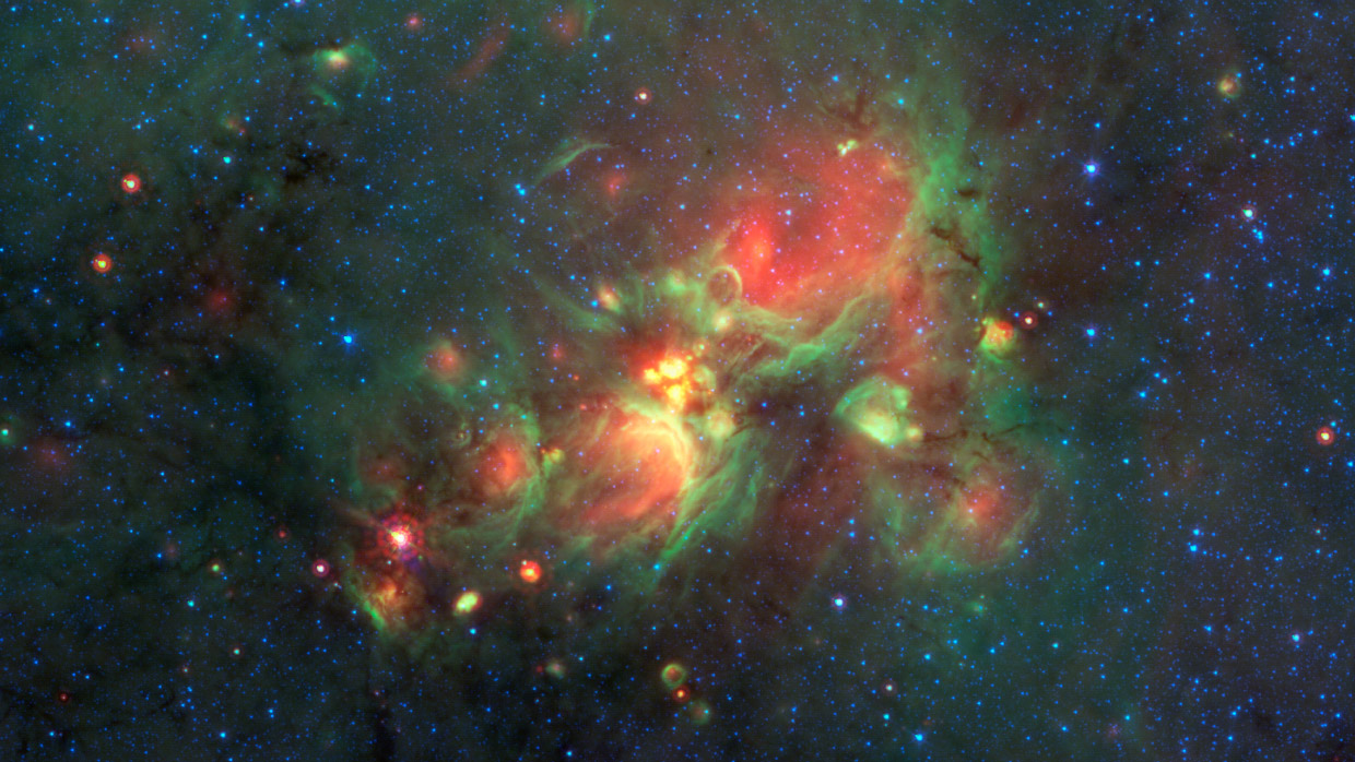 Best space photos of 2015 by Time magazine 12